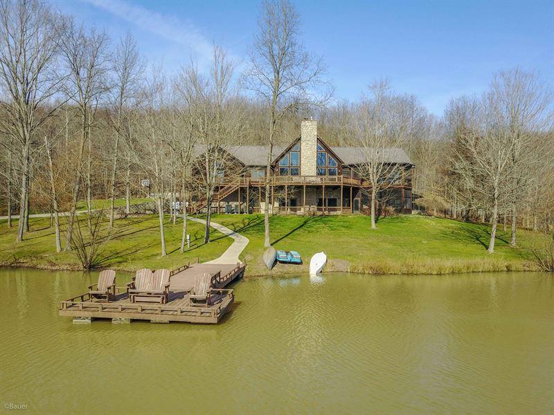 Kessinger School Rd, 51 Acres : Jackson : Jackson County : Ohio