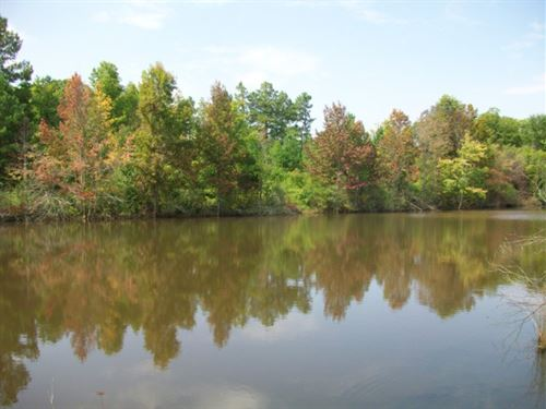 22 Acres With Pasture & Large Pond : Gaffney : Cherokee County : South Carolina