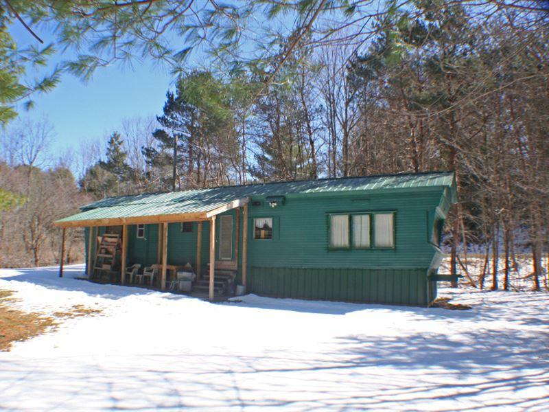 32 Acres Mobile Home Nunda Ny : Nunda : Livingston County : New York