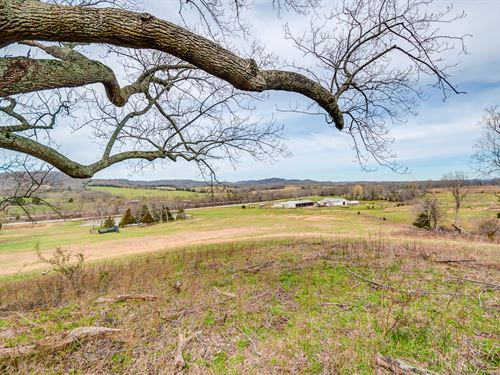 17 Ac With Excellent Build Site : College Grove : Rutherford County : Tennessee