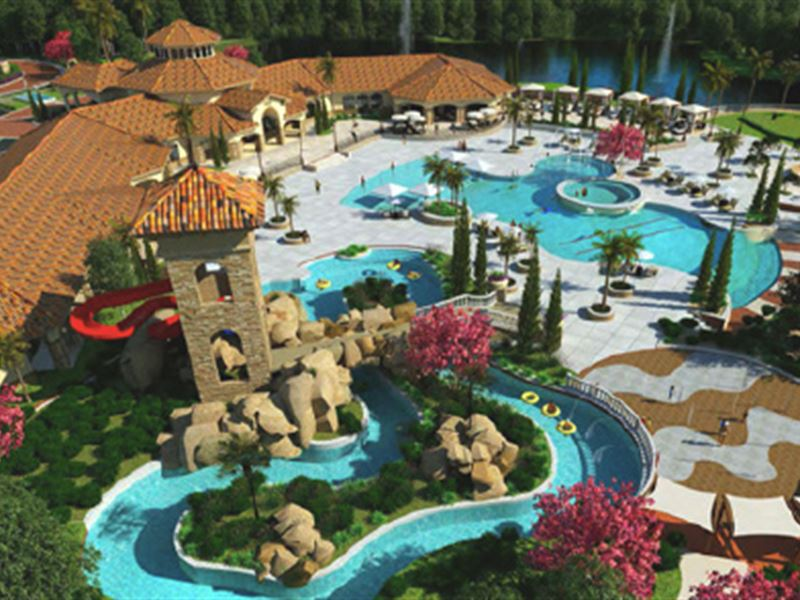 I4 & 27 Vacation Home Development : Davenport : Polk County : Florida