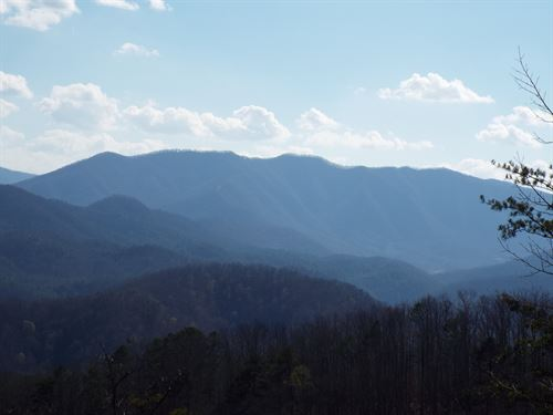 Extreme Smoky Mountain Views : Townsend : Blount County : Tennessee