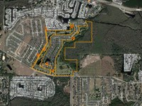 89 Acres Ready For Residential Dev. : Tavares : Lake County : Florida