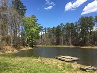 Beautiful Hardwoods Gorgeous Ponds : Madison : Morgan County : Georgia