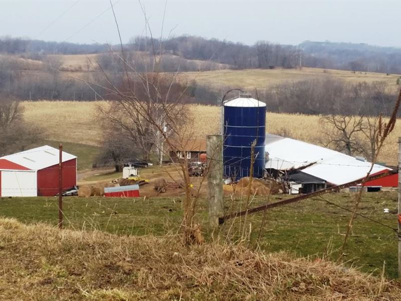 Farm For Sale Richland County Wi : Blue River : Richland County : Wisconsin