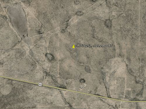 10 Acres In Dell City, TX : Dell City : Hudspeth County : Texas