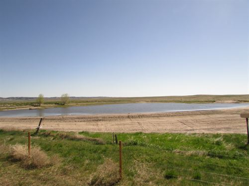 Banner County Lake And Grassland : Harrisburg : Banner County : Nebraska
