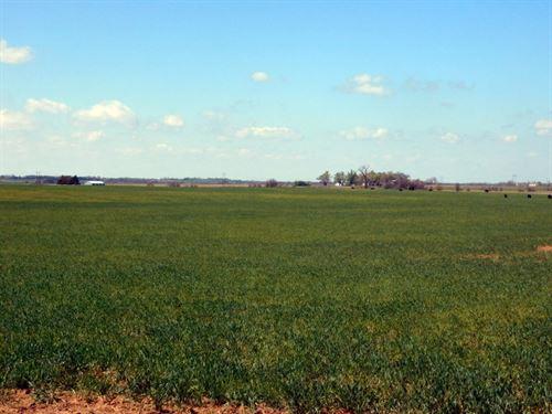 5/23 Great 160Acres Of Farmland : Aline : Oklahoma County : Oklahoma