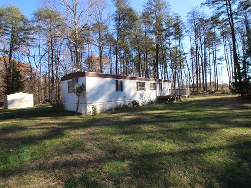 Osborne Rd - 45 Acres : Reedsville : Meigs County : Ohio