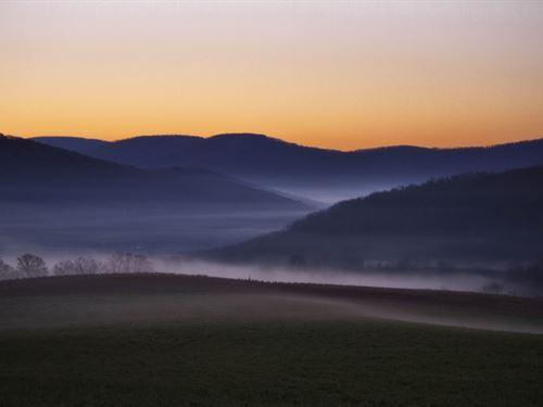 Catskill Mountain Farm Sacrifice : Kortright : Delaware County : New York