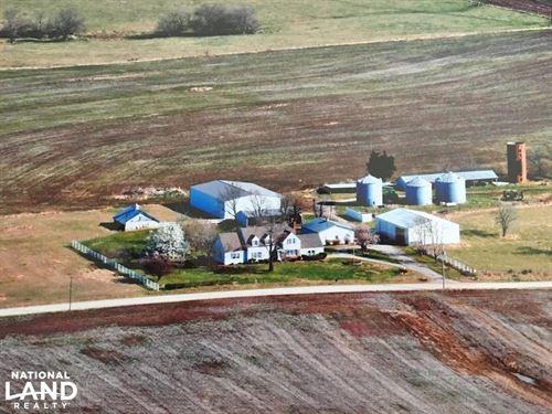 Cass County Home And Land : Creighton : Cass County : Missouri
