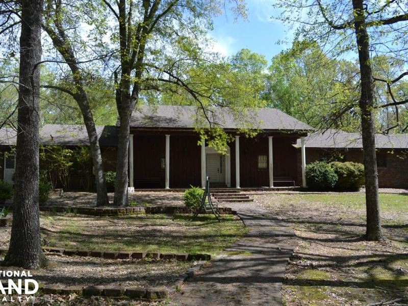Hunting Lodge & 160 Acres Duck : Hazen : Prairie County : Arkansas