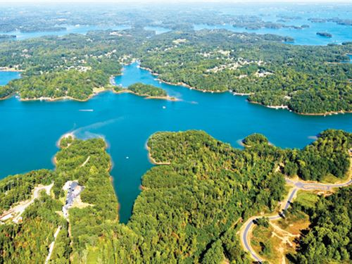 Lake Access From Only $9,900 : Seneca : Oconee County : South Carolina