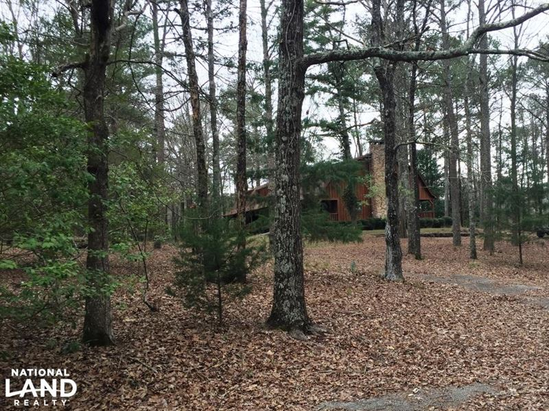 Bay Springs Lodge, Lake And Timberl : Bay Springs : Smith County : Mississippi
