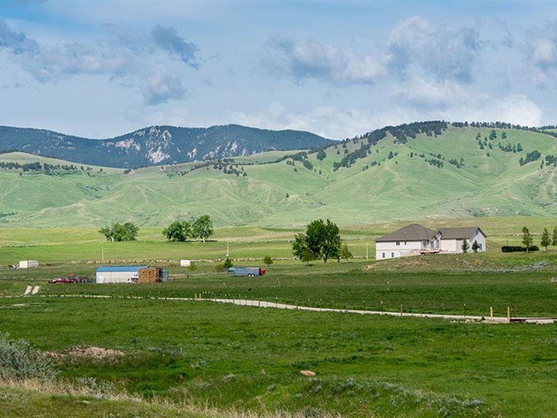 Keffer Parcel 1 : Buffalo : Johnson County : Wyoming