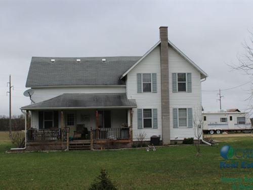 10 Acre Hobby Farm Near Black River : Sparta : Monroe County : Wisconsin
