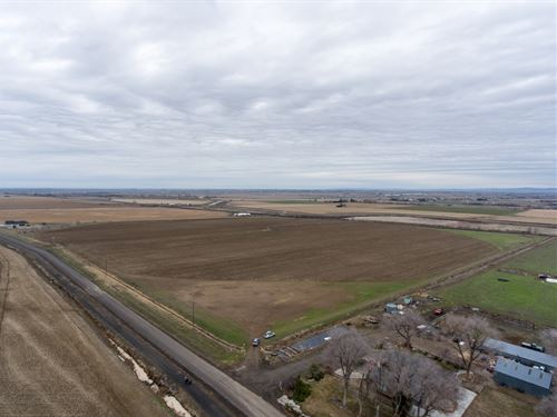 Quincy Irrigated Vacant Land : Ephrata : Grant County : Washington
