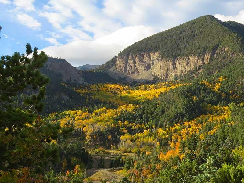 Moonshine Ranch : La Veta : Huerfano County : Colorado