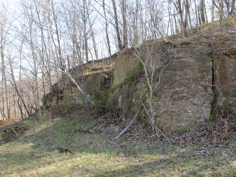 Karnes Rd - 14 Acres : Neslsonville : Hocking County : Ohio