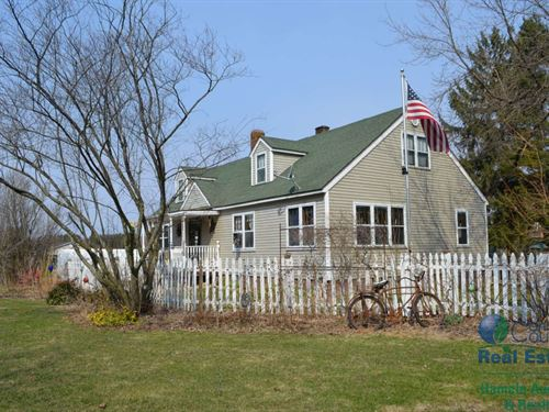Home With 100 Acres Of Ag/Hunting : Wausau : Marathon County : Wisconsin