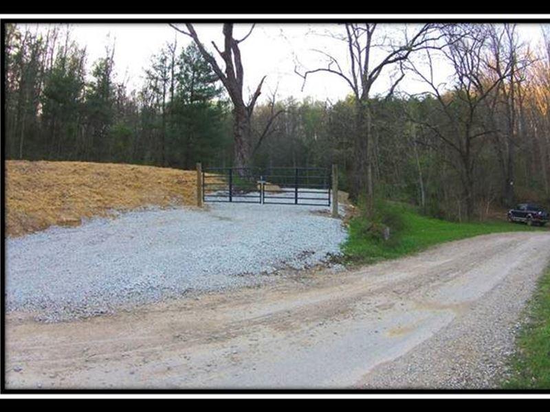 Hocking Recreational Property : New Plymouth : Hocking County : Ohio