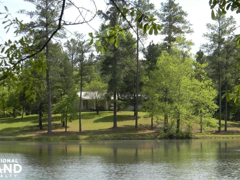 Brierfield Estate on Little Cahaba : Brierfield : Bibb County : Alabama