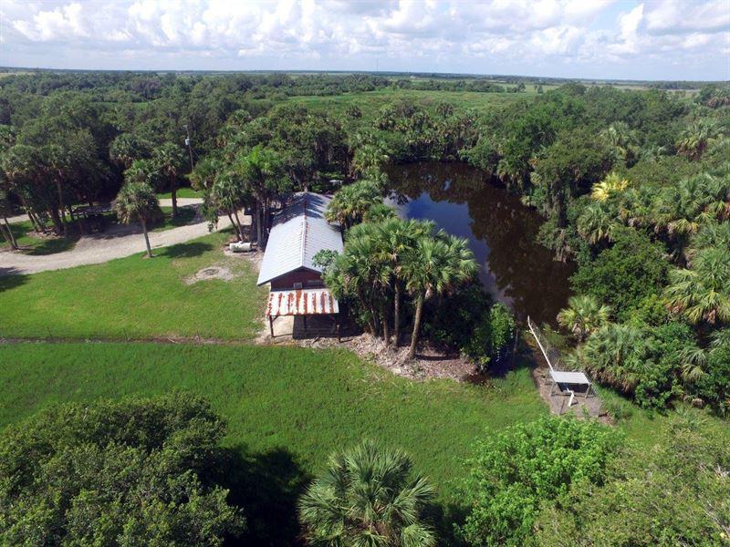 Half Circle L Ranch : Immokalee : Collier County : Florida