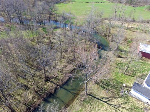 10 Acres Barn Hemlock Lake In Ny : Livonia : Livingston County : New York