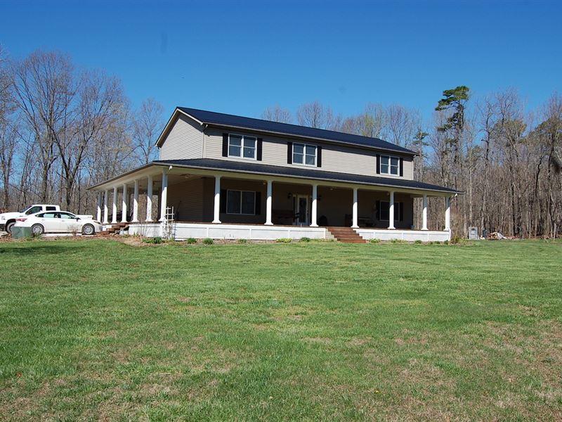 Lincoln Pike - 257 Acres : Patriot : Gallia County : Ohio
