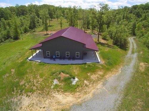 156+/-Acres Off The Tennessee River : South Pittsburg : Marion County : Tennessee