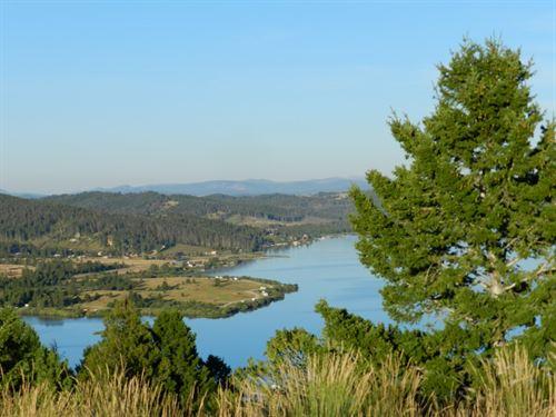 Georgetown Lake Spectacular View Ac : Anaconda : Deer Lodge County : Montana