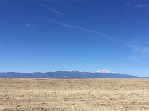 Upper Williams Creek Ranch : Colorado Springs : El Paso County : Colorado