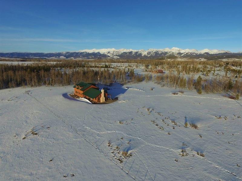Owl Mountain Ranch : Walden : Jackson County : Colorado