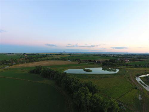 Belle River Farm : Vale : Butte County : South Dakota