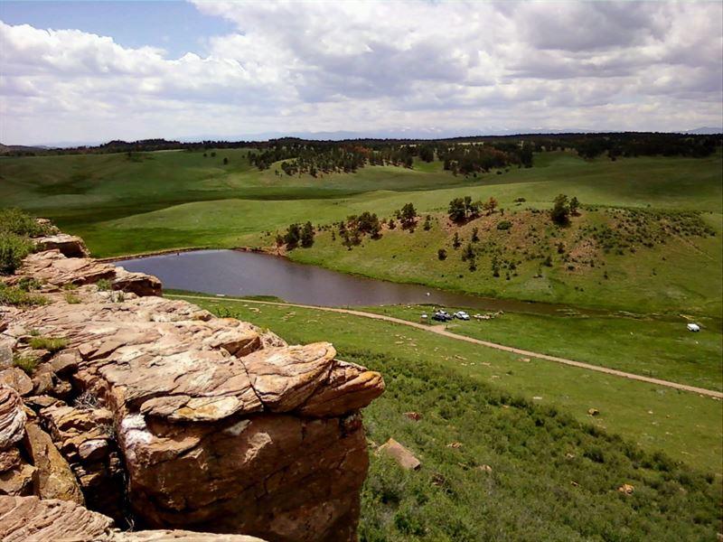Sand Creek Hollow : Granite : Laramie County : Wyoming