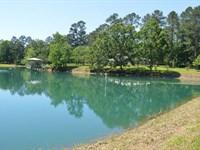 Home, Lake, Acreage, Pike County, M : Magnolia : Pike County : Mississippi