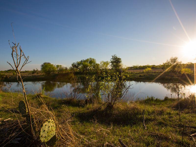 Ranch - In Texas, Near Heaven : Pottsville : Hamilton County : Texas