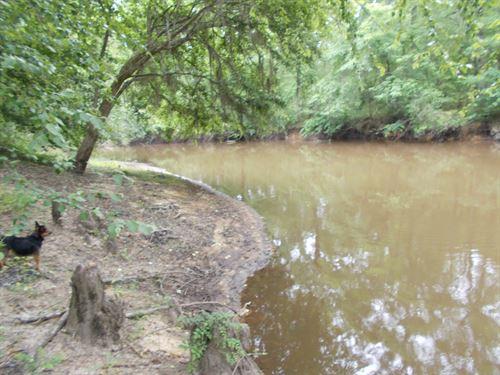 Ogeechee River Property : Louisville : Jefferson County : Georgia