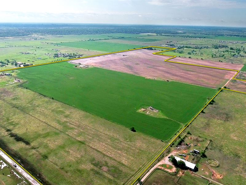 Land Auction-368+/- Acres-11 Tracts : Norman : Cleveland County : Oklahoma