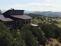 Colorado Custom Mountain Home : Canon City : Fremont County : Colorado