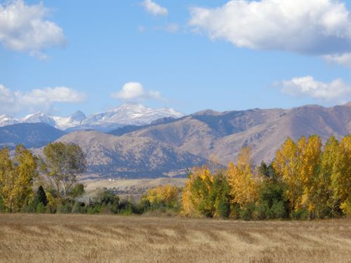 Longmont Land And Water : Longmont : Boulder County : Colorado