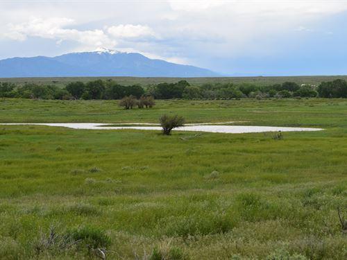 Beautiful River And Prairie Ranch : Walsenburg : Huerfano County : Colorado