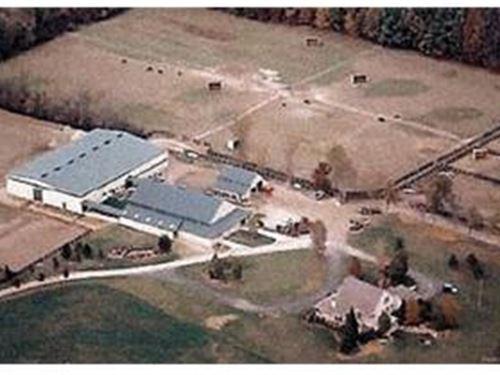 Premier Equestrian Facility : Brandon : Oakland County : Michigan