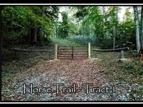 25 Acres In The Hocking Hills : Logan : Hocking County : Ohio