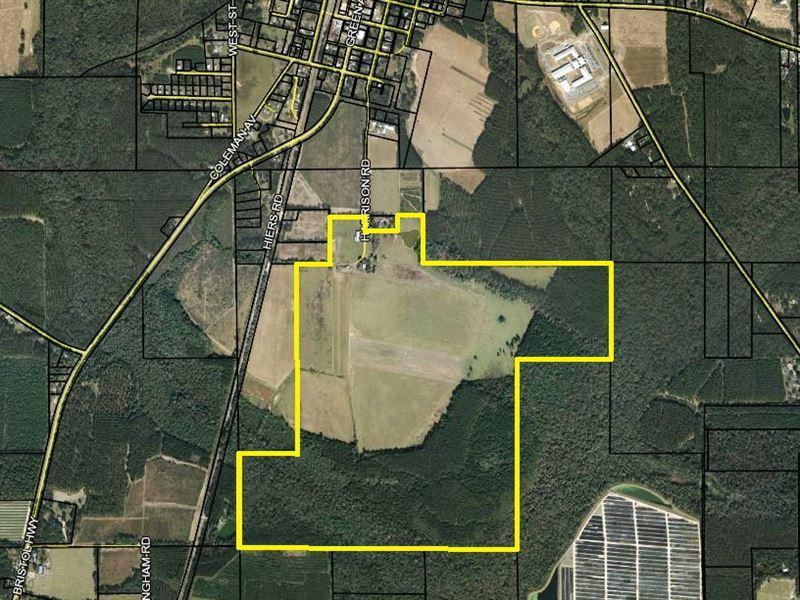 172 Harrison Rd : Greensboro : Gadsden County : Florida