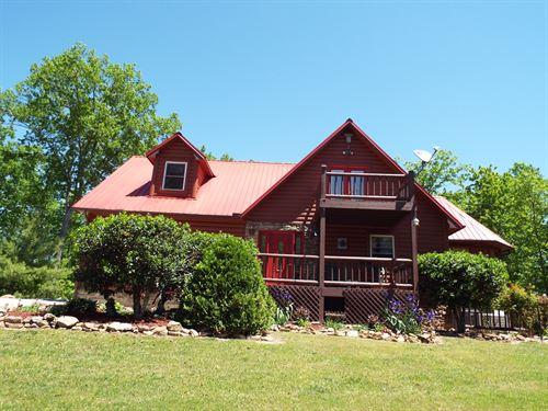 Privacy, Mtn Views, E Tn Beauty : Wartburg : Morgan County : Tennessee