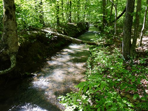 93 Acres In Roane County : Rockwood : Roane County : Tennessee