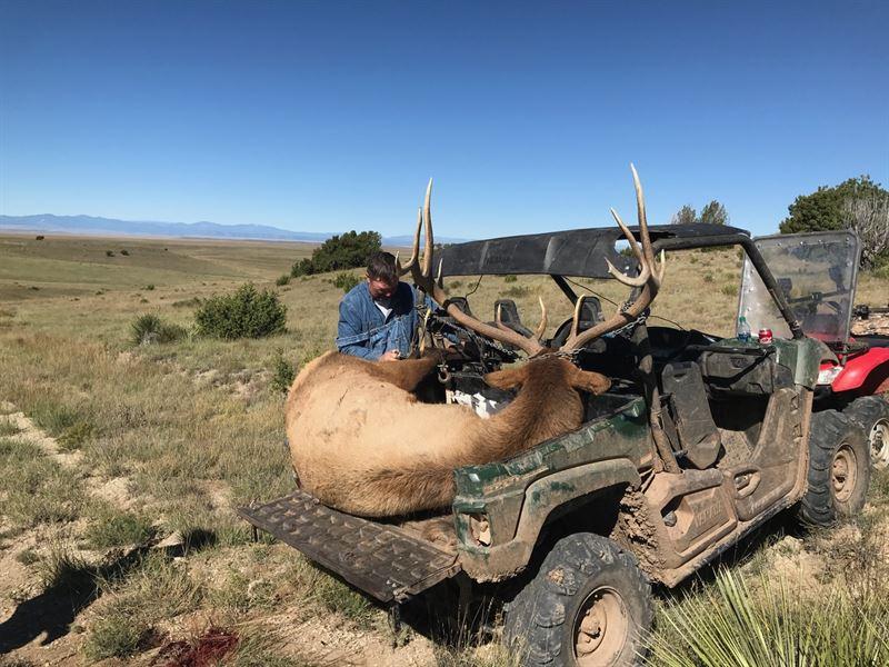 Roundtree Ranch : Maxwell : Colfax County : New Mexico