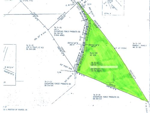 Great Rural Property : Palmyra : Fluvanna County : Virginia