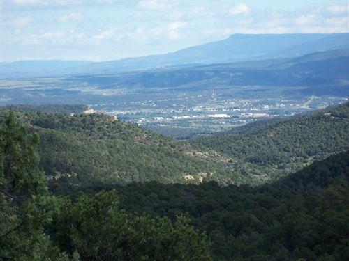 Picketwire Ranch 86 Acres : Trinidad : Las Animas County : Colorado